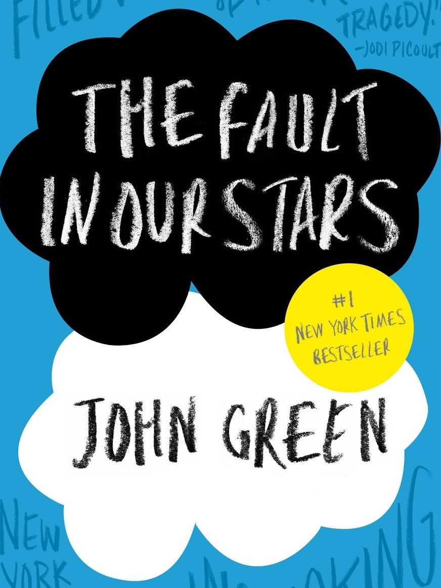 review book 1 the fault in our stars john green