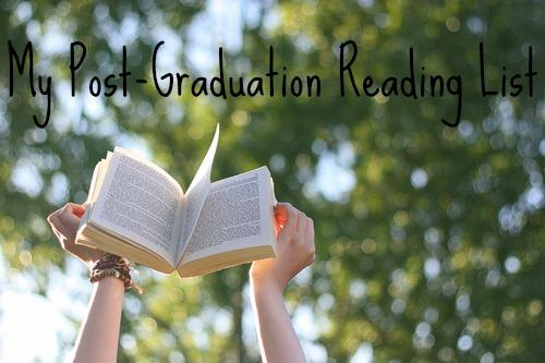 Post graduation reading list
