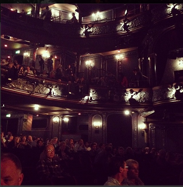 Instagram: the gorgeous Palace Theatre